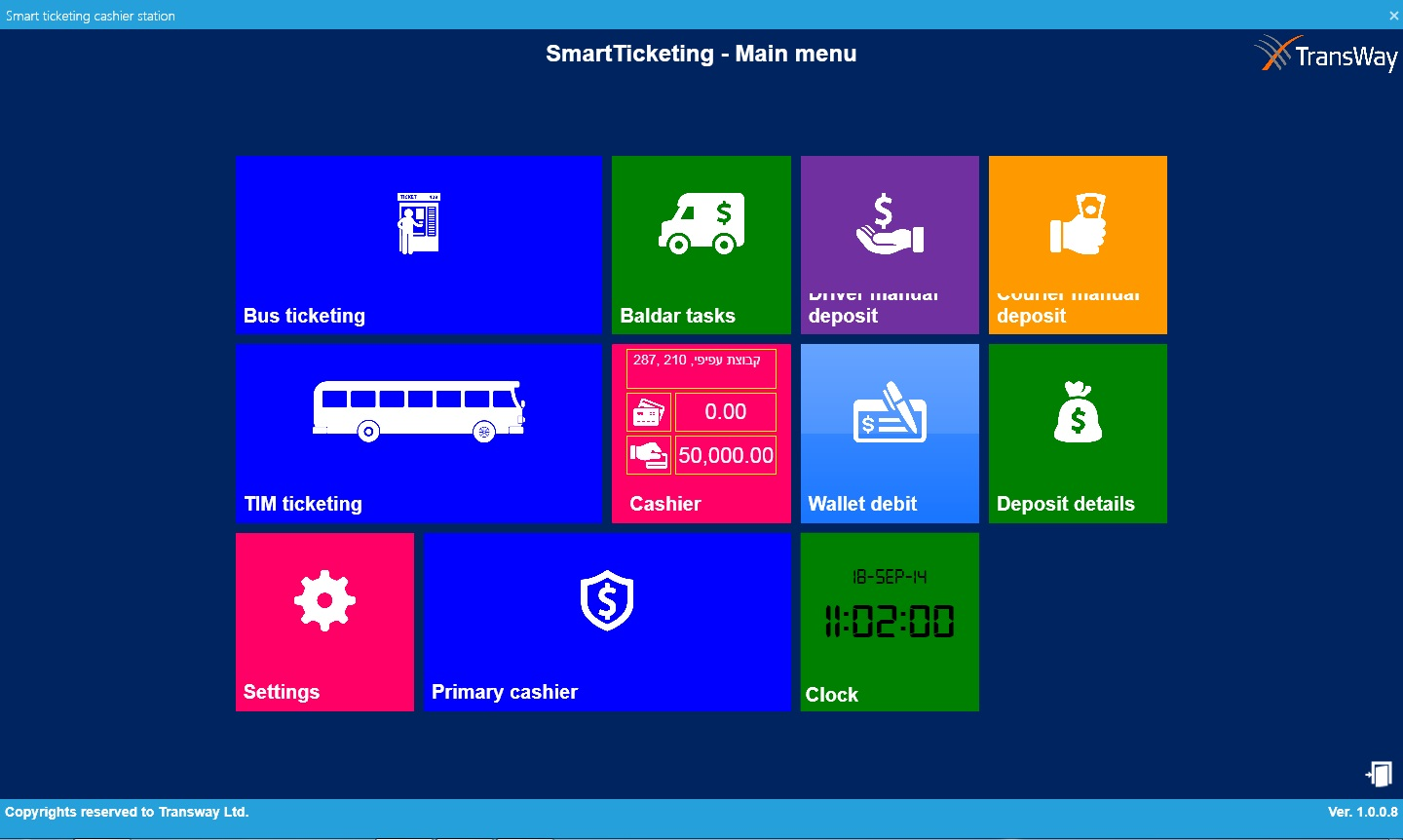 Bus Ticketing System